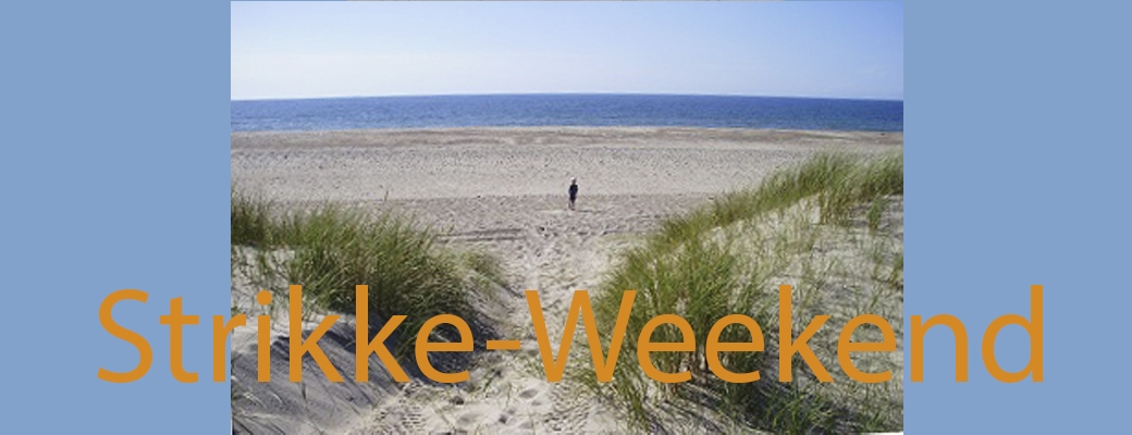 Strikke-Weekend 2019